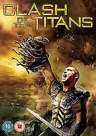 Clash Of The Titans (DVD, 2010)NEW AND SEALED REGION 2