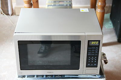 KENWOOD K30GSS13 Microwave With Grill Stainless Steel 900W 30L boxed new