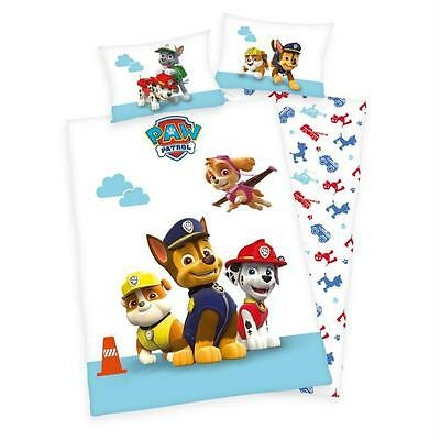 Paw Patrol - Reversible Junior Duvet Set 40/60 x 100/135cm