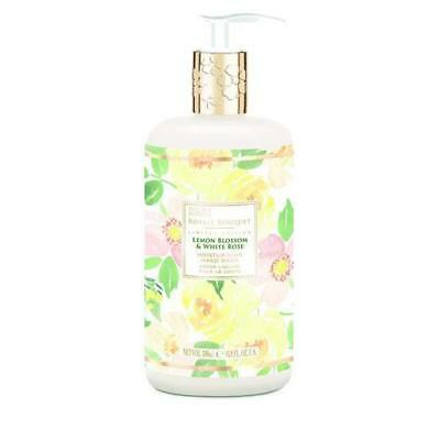 Baylis & Harding Lemon Blossom and White Rose 500ml Hand Wash x 4 FREE P&P