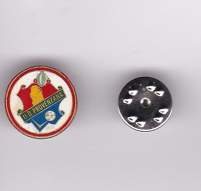 UD Provanzana ( Italy ) - lapel badge butterfly fitting