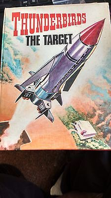 THUNDERBIRDS-THE TARGET 1966 ANNUAL extremely rare