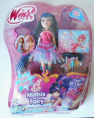 Winx Club Mythix Fairy Musa Doll Giochi Preziosi Witty