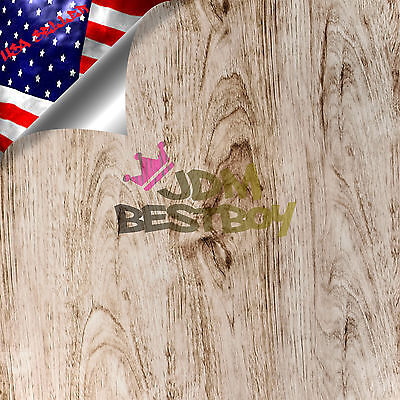 "19/""x78/"" Hydrographic Film Hydro Dipping Dip Water Transfer Wood Grain Print #3"