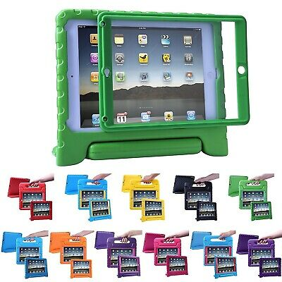 2017/2018 iPad 9.7 Case for Kids Shockproof Cover w/ Built in Screen Protector