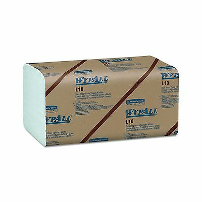 Wypall L10 Disposable Wipers (01770) Dairy Wipers 1-PLY Banded White 12 P... New