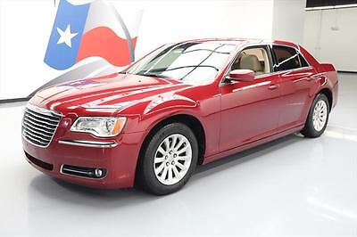 2014 Chrysler 300 Series Base Sedan 4-Door 2014 CHRYSLER 300 LEATHER PANO ROOF NAV REAR CAM 29K MI #178817 Texas Direct