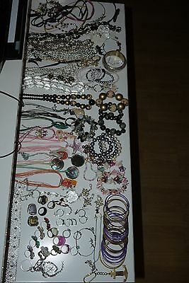 Costume Jewellery 120 Items! All good condition and rarely worn! Grab a bargain!