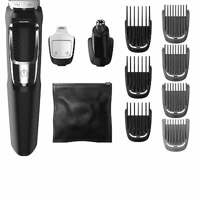 Philips Norelco Multigroom Series 3000 13 Attachments All In One Trimmer Clipper