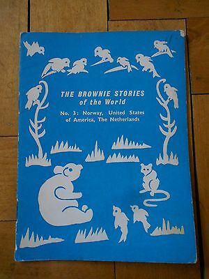The Brownie Stories of the World No 3 - 1968
