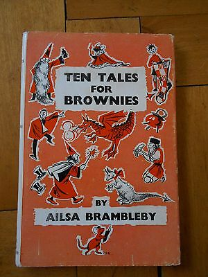 Ten Tales for Brownies by Ailsa Brambleby - 1977
