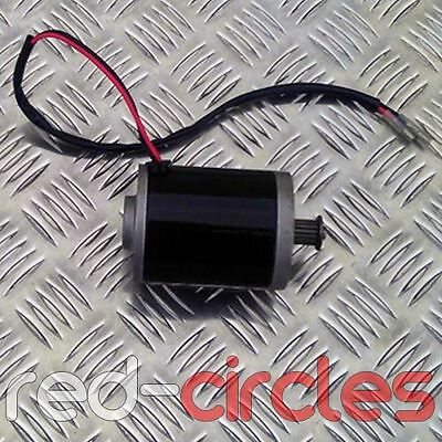 24v / 120w BELT DRIVE ELECTRIC E-SCOOTER MOTOR 24 VOLT 120 WATT