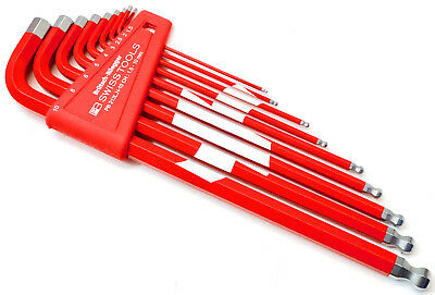 PB SWISS TOOLS 212 LH-10.CH EDITION Sechskant Stiftschlüssel Hexagonal hex-keys