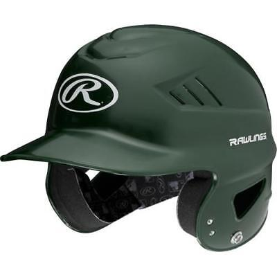 Rawlings RCFH-DG Green Batting Helmet