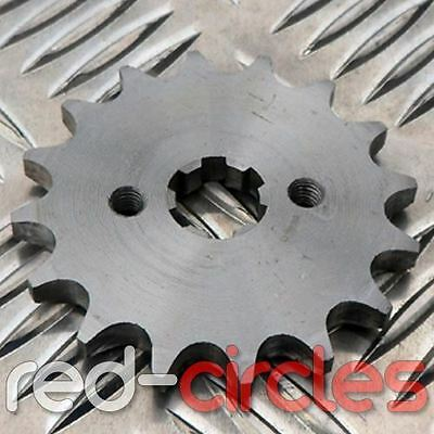 17mm 16 TOOTH / 428 PITCH PIT BIKE FRONT SPROCKET 50cc 110cc 125cc PITBIKE