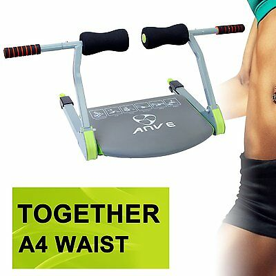 Home Gym Machine Smart Wonder Body Ab Workout Fitness Exercise System Core