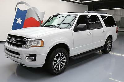 2016 Ford Expedition  2016 FORD EXPEDITION XLT EL 4X4 ECOBOOST SUNROOF 36K MI #F45902 Texas Direct