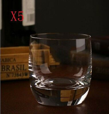 New 5X Capacity 396ML Height 92MM Thick Bottom Cocktail Wine Glass/Glassware %