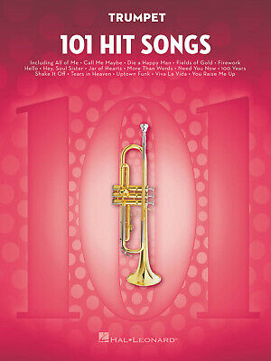 101 Hit Songs (Trumpet) Trumpet Various (Artist)