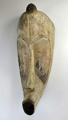 A Long FANG Ngil African mask