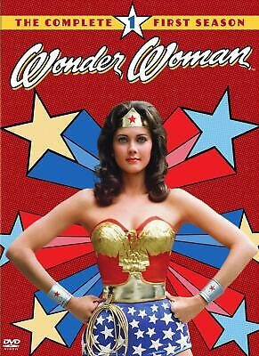Wonder Woman - The Complete First Season (DVD, 2015, 5-Disc Set) NEW