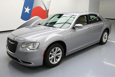 2015 Chrysler 300 Series  2015 CHRYSLER 300 LIMITED V6 HTD LEATHER ALLOYS 28K MI #766200 Texas Direct Auto