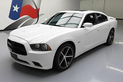 2013 Dodge Charger  2013 DODGE CHARGER R/T HEMI SUNROOF NAV BEATS 20'S 51K #696030 Texas Direct Auto