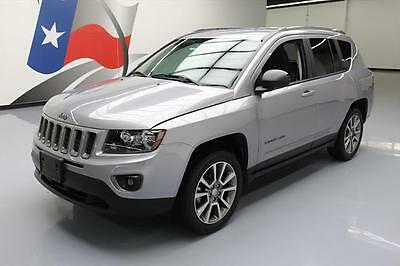 2017 Jeep Compass Sport Sport Utility 4-Door 2017 JEEP COMPASS SPORT SE AUTO HEATED SEATS ALLOYS 17K #186388 Texas Direct