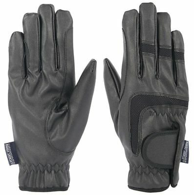 Harry's Horse Arctic Rider Thinsulate Lined Gloves Black Harry's Horse