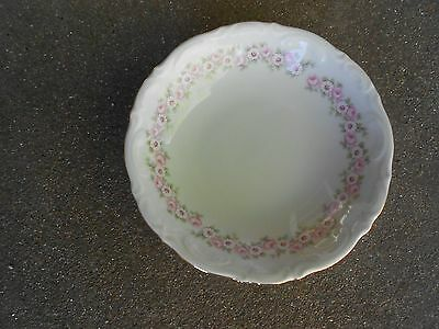 "Mitterteich Bavaria ""Lady Beatrice""  5"" BERRY BOWL  Germany"