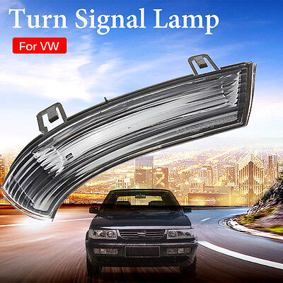 Wing Mirror Turn Signal Indicator LED Bulb Right Driver Off Side For VW Golf MK5