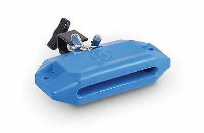 LP 1205 Latin Percussion Jam Block blau High Pitch Kunststoff Jenigor blue hoch