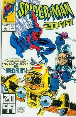 Spiderman 2099 # 4 (USA, 1993)