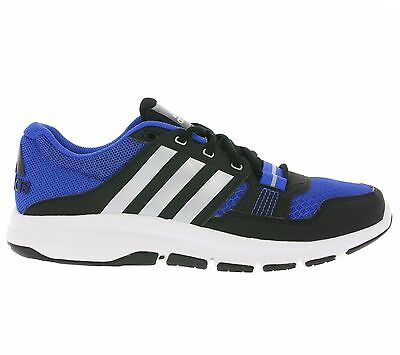Adidas Mens Gym Warrior .2 Trainers Running Workout Casual All Sizes Rrp £55