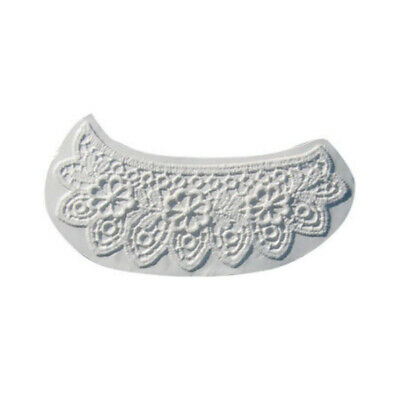 Squires Kitchen Lace Collar Cake Decorating SFP Sugarcraft Silicone Mould