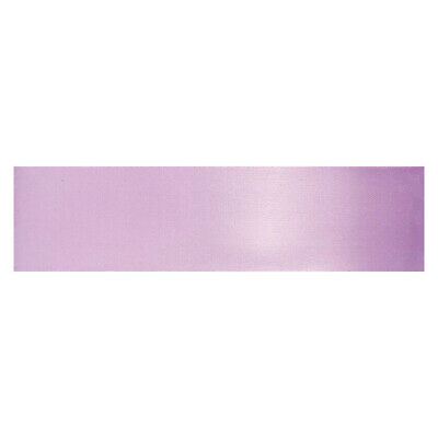 Culpitt THISTLE PURPLE 25MM x25M Double Faced Satin Ribbon Cake Decoration Craft