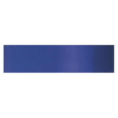 Culpitt INK BLUE 12mm x 25m Double Faced Satin Ribbon Cake Decoration Bows Craft