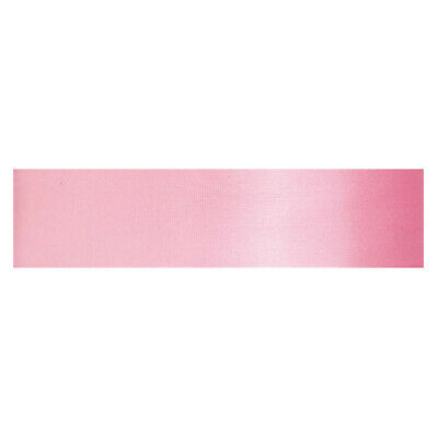 Culpitt BABE PINK 15mm x 25m Double Faced Satin Ribbon Cake Decoration Bow Craft
