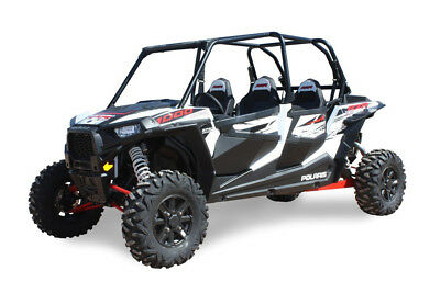 Dragonfire 4 Seat Door Panel & Slammer Kit - Polaris RZR XP4 1000 _07-1101