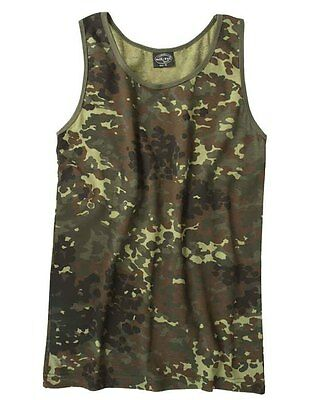 2ER PACK T-SHIRT BUNDESWEHR FLECKTARN MILITARY ARMY PAINTBALL AIRSOFT OUTDOOR