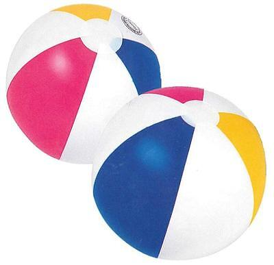 "20"" BEACH POOL BALL HOLIDAY  INFLATABLE  / Large Beach Party Ball FUN BALL"