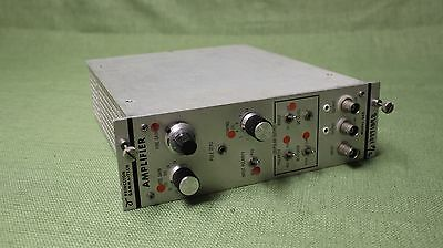 Princeton Gamma-Tech NIM Amplifier Model 340