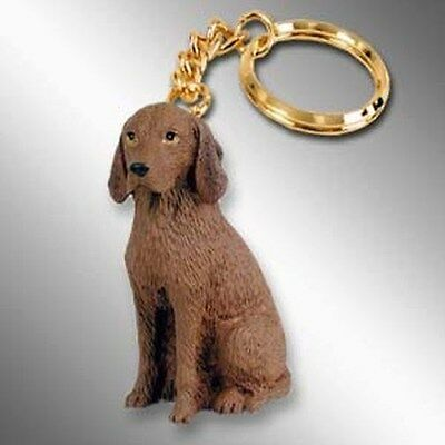 VIZSLA Dog Tiny One Resin Keychain Key Chain Ring
