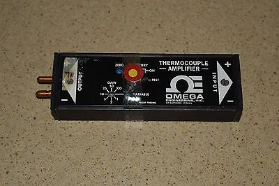 Omega Thermocouple Amplifier