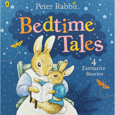 Peter Rabbit Bedtime Tales by Beatrix Potter (Hardback), Children's Books, New