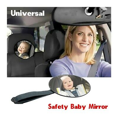 Autos Car Safety View Back Seat Mirror Baby Facing Rear Ward Child Infant Care