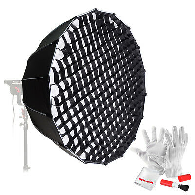 "35"" Deep Softbox F Aputure COB 120D 120t AD600B AD600BM Bowen-S Mount Lights New"