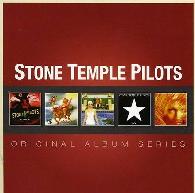Stone Temple Pilots - Original Album Series [New CD] Holland - Import