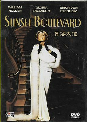 Sunset Boulevard DVD Blvd. William Holden Gloria Swanson NEW  1950