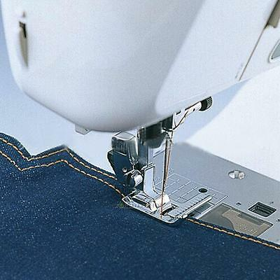 Steel Domestic Sewing Machine Presser Foot Feet for Brother Janome Singer New